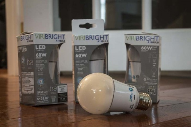 ViriBrite LED Light Bulbs Review