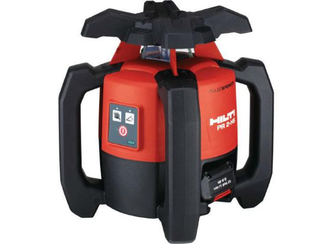 Hilti PR 2-HS A12 Rotating Laser